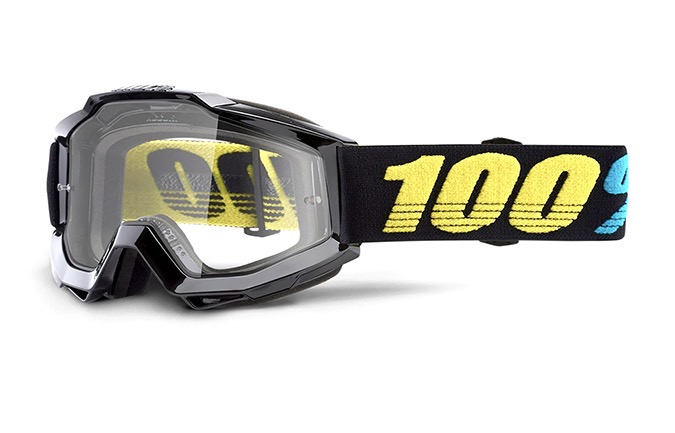 100% ACCURI VIRGO GOGGLES - CLEAR LENS 2020