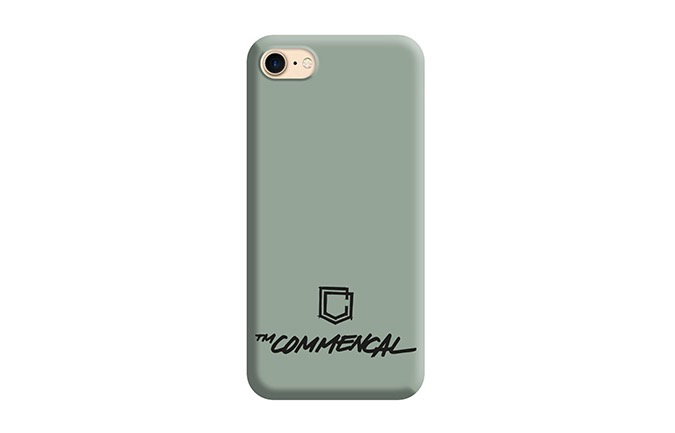 COMMENCAL IPHONE 7/8/SE CASE HERITAGE GREEN