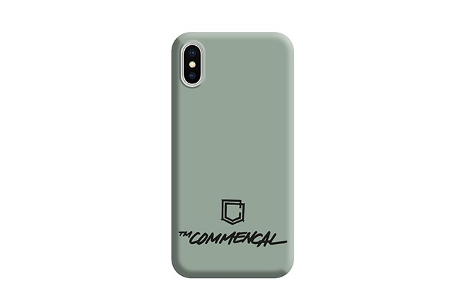 COMMENCAL IPHONE X/XS CASE HERITAGE GREEN