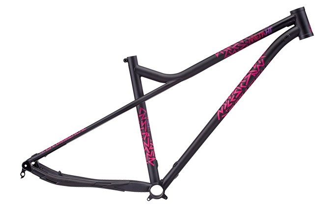 FRAME META HT AM CRMO 650B PURPLE 2016