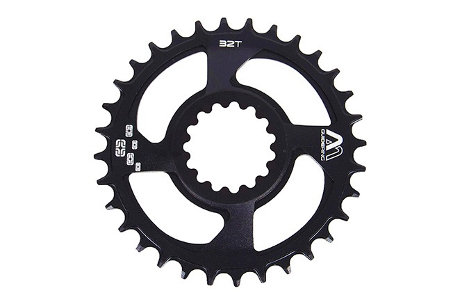 CHAINRING E13 GUIDERING 32T DIRECT MOUNT