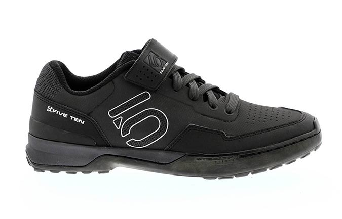 FIVE TEN KESTREL LACE CARBON BLACK