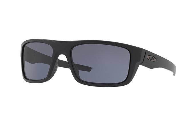 SUNGLASSES OAKLEY DROP POINT MATTE BLACK/GREY