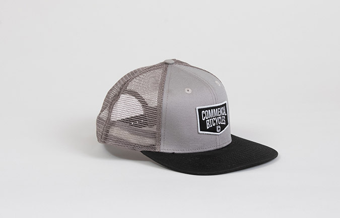 COMMENCAL TRUCKER CAP GREY 2020