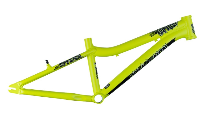 FRAME RAMONES 20 YELLOW W/DECAL 2015
