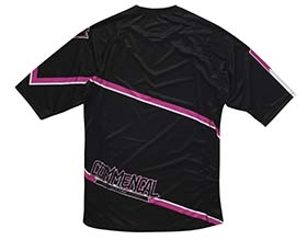 JERSEY SHORT SLEEVE DH PINK 2015