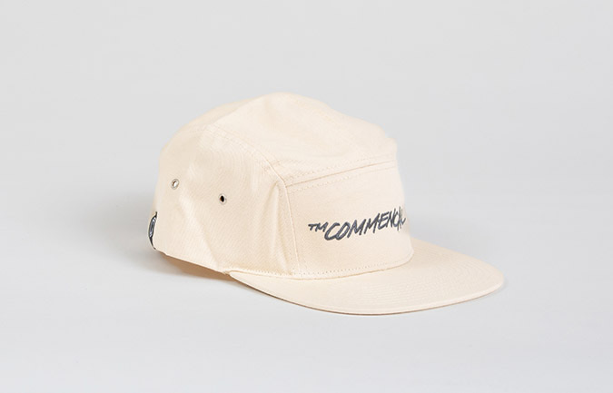 COMMENCAL 5 PANEL CAP OFF-WHITE 2020