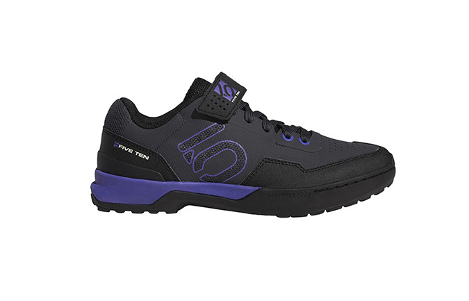 FIVE TEN WOMEN KESTREL LACE CARBON/PURPLE/BLACK