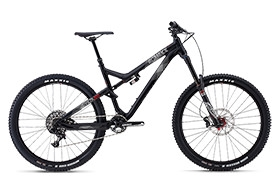 META AM V4 RIDE 650B EDITION BLACK 2016