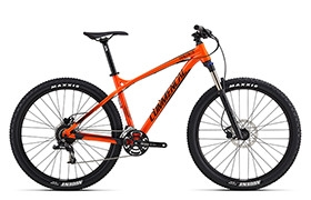 META HT TRAIL RIDE 650B ORANGE