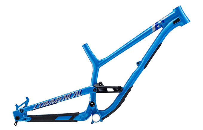 FRAME  NEW FURIOUS  BLUE 2020