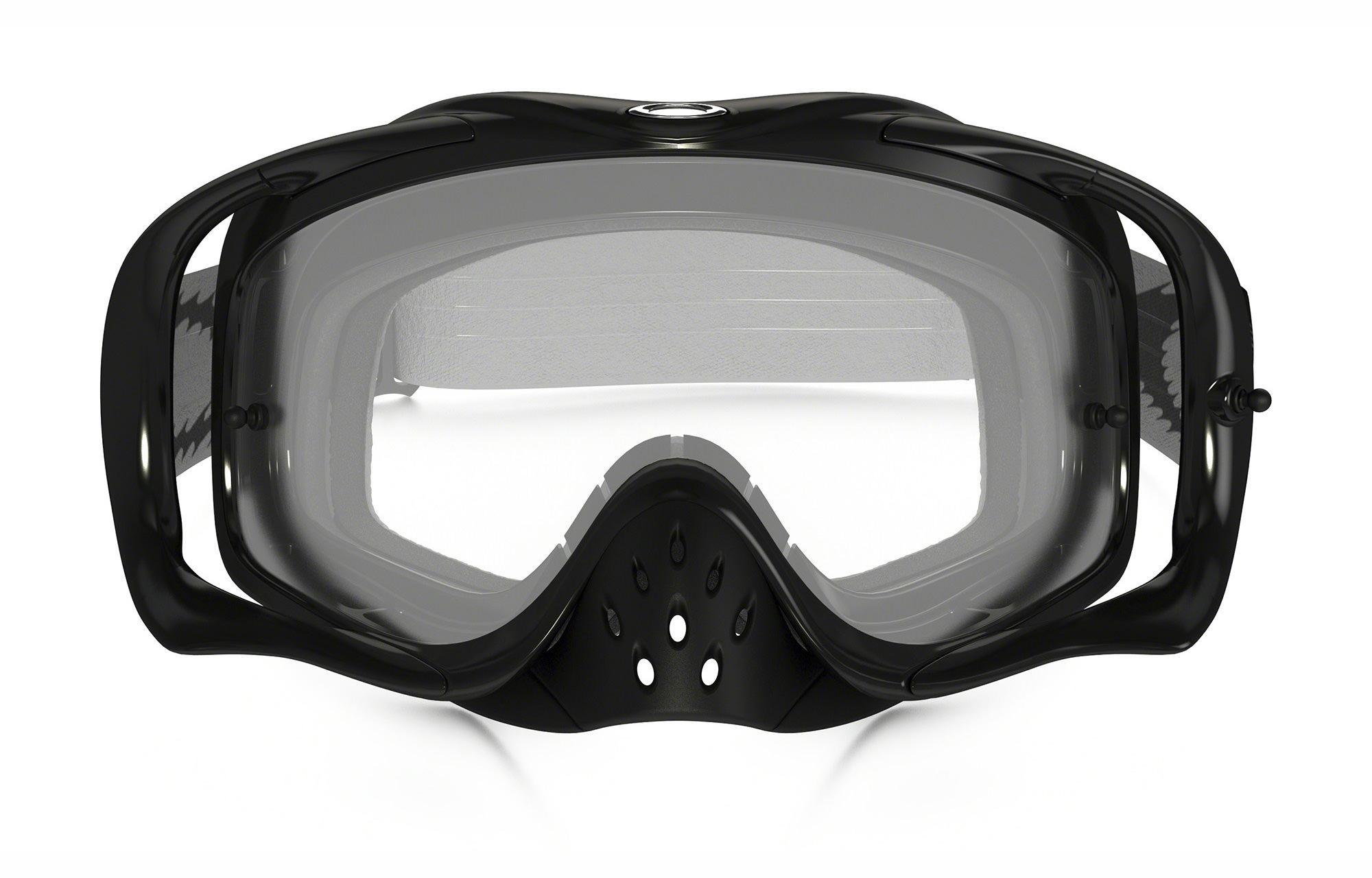 298f373409 Oakley Crowbar Mx Goggles Clear Lens « Heritage Malta