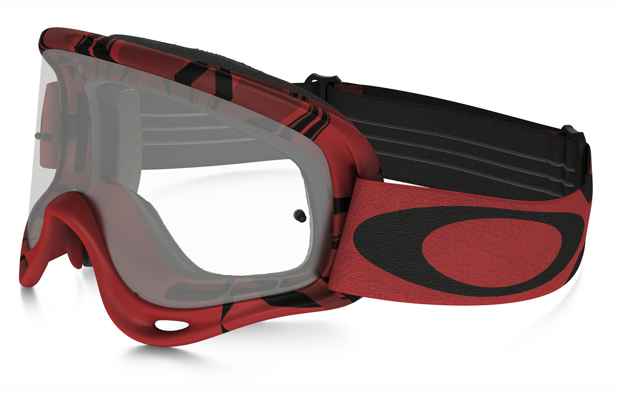 red and black oakleys  COMMENCAL 2017