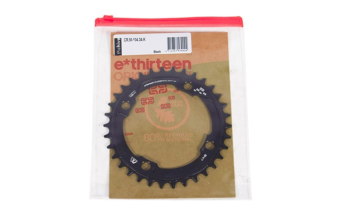CHAINRING E13 GUIDERING 34T BCD 104