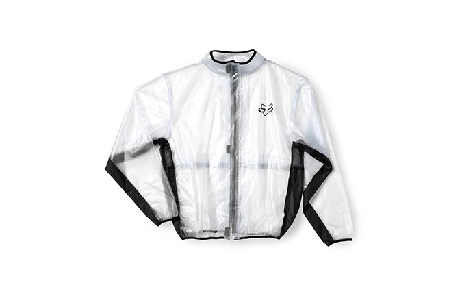 FOX YOUTH FLUID MX JACKET
