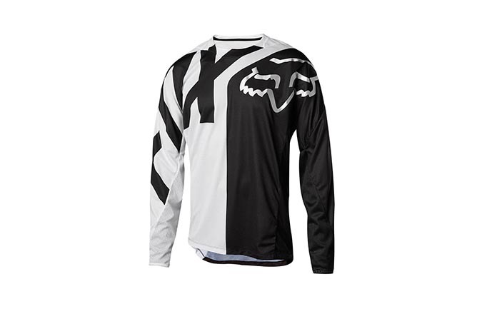 FOX YOUTH DEMO LONG SLEEVE JERSEY