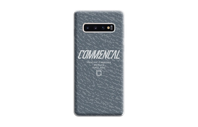 COMMENCAL SAMSUNG GALAXY S10 CASE GREY 2019