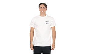 COMMENCAL T-SHIRT WHITE 2020