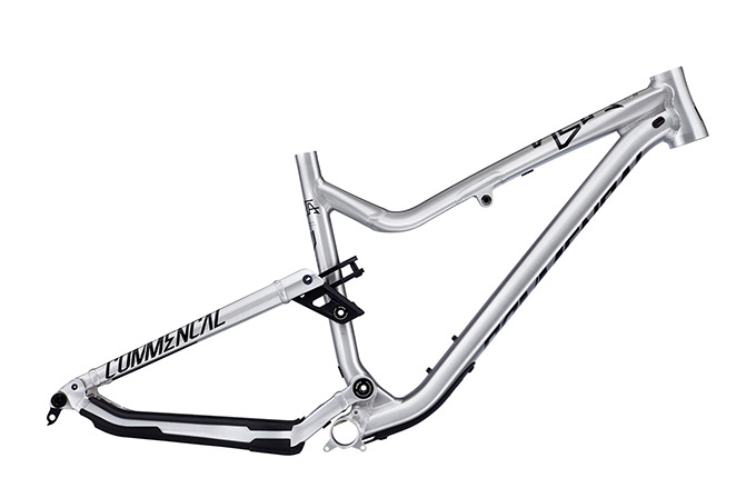 FRAME META AM V4.2 650B BRUSHED 2018