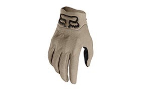 FOX DEFEND KEVLAR D30 GLOVES LIGHT BEIGE 2019
