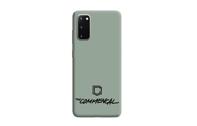 COMMENCAL SAMSUNG GALAXY S20 CASE HERITAGE GREEN
