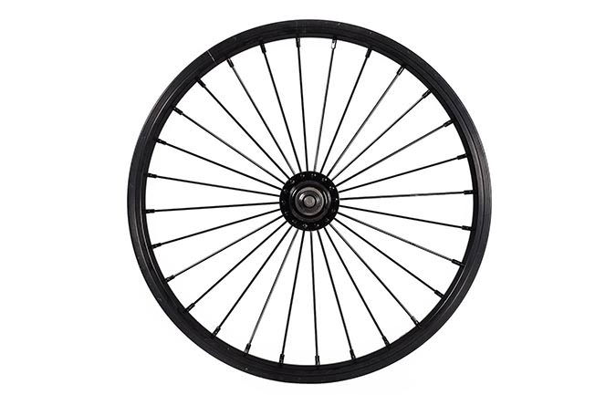 REAR WHEEL FOR RAMONES 16