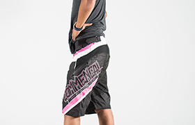 SHORT DH PINK 2015