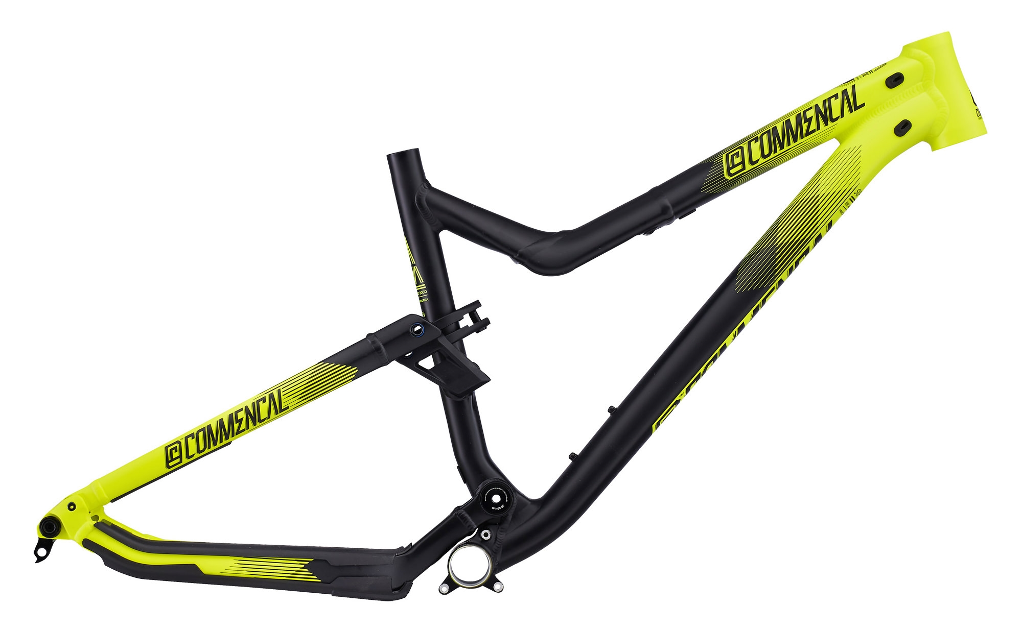 COMMENCAL 2016 | FRAME META AM YELLOW 2016
