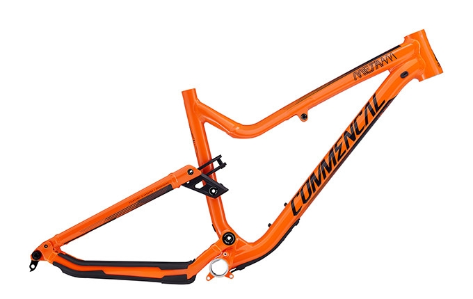 FRAME META AM V4.2 650B ORANGE 2017