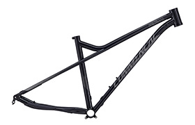 FRAME META HT AM CROMO 650B BLACK 28T RING MAX 2017