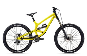 FURIOUS ORIGIN 650B YELLOW 2017