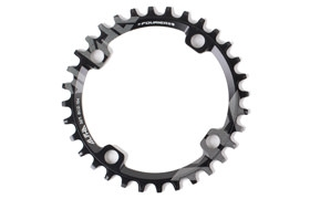 RIDE ALPHA 34T CHAIN RING NARROW WIDE