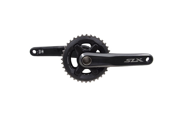 CRANKSET SHIMANO SLX FC-M7000-11-2 2x11 SPEED 36-26T 175 MM