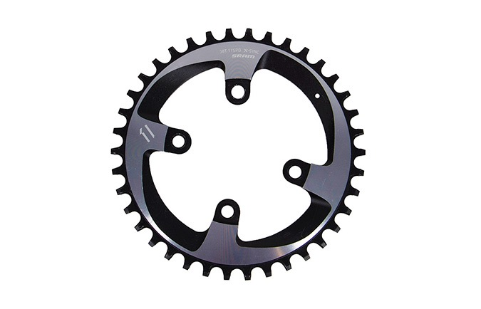 CHAINRING SRAM 38T BCD 76 11V