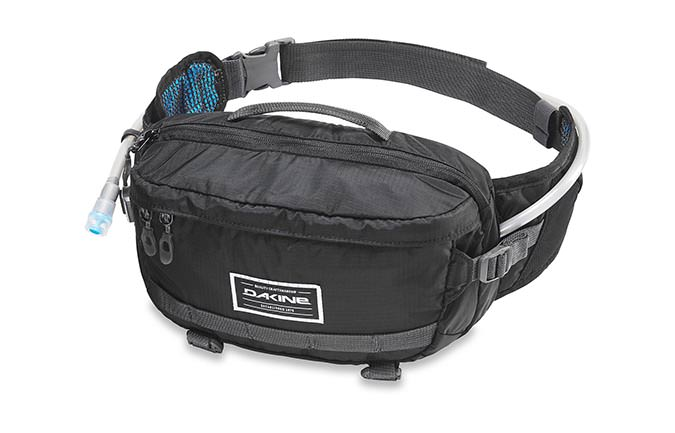 DAKINE HOT LAPS WAIST BAG 5L BLACK