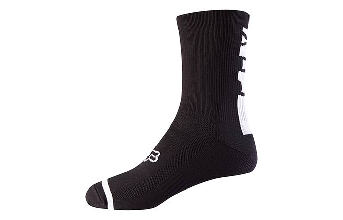 FOX 8 SOCK BLACK 2018