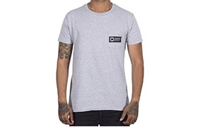 COMMENCAL BOX T-SHIRT HEATHER GREY