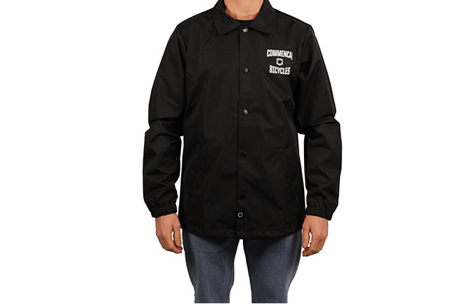 COMMENCAL COACH JACKET BLACK