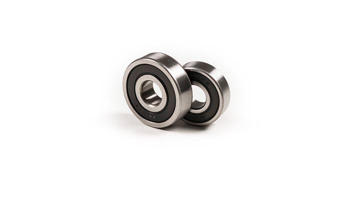HUB BEARINGS 6200RS/6000-2RS