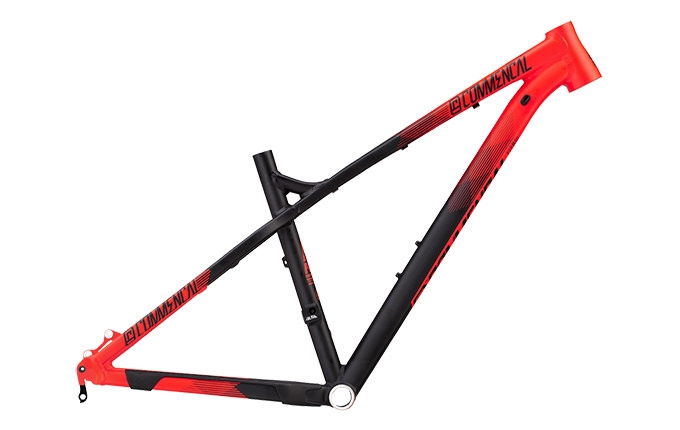 FRAME META HT AM 650B RED 2016