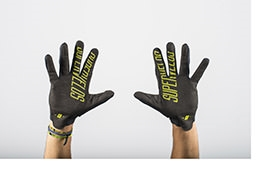 GLOVES YELLOW 2016