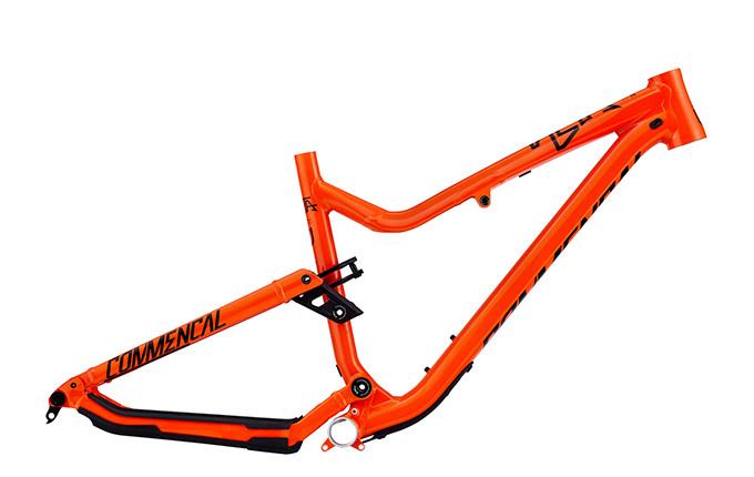 FRAME META AM V4.2 650B ORANGE 2018