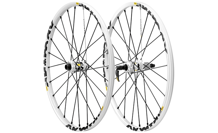 MAVIC CROSSMAX SX 26 11 SPD WHEELSET