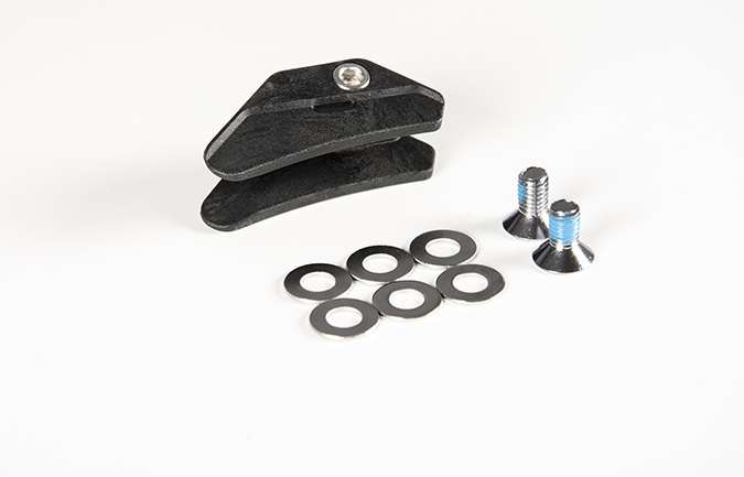 RIDE ALPHA ENDURO CHAIN GUIDE PART S