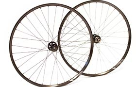 RIDE ALPHA ENDURO WHEEL SET 650B