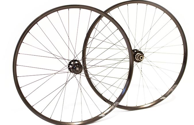 RIDE ALPHA ENDURO WHEEL SET 650B 2016