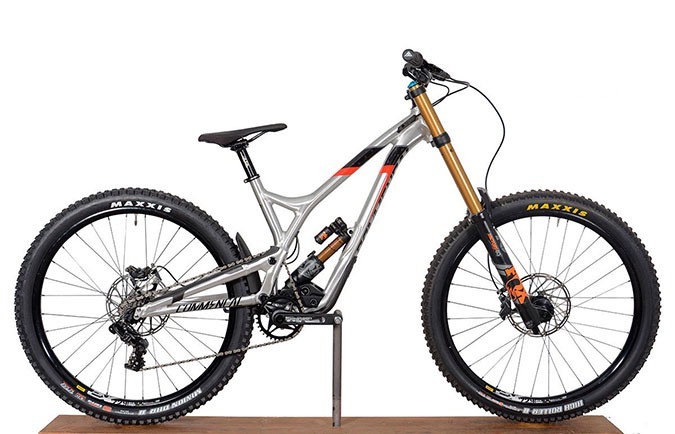 SUPREME DH V4.2 RACE FOX 650B BRUSHED 2018 (M)