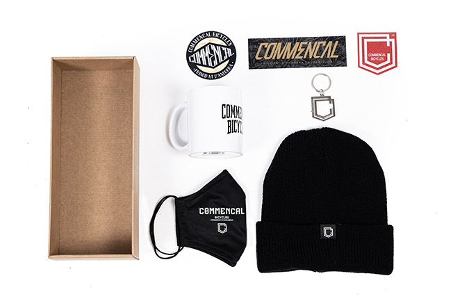 COMMENCAL GIFT GOODIES