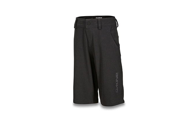 DAKINE KIDS PRODIGY SHORTS BLACK 2020