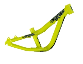 FRAME RAMONES 12 YELLOW W/ DECALS